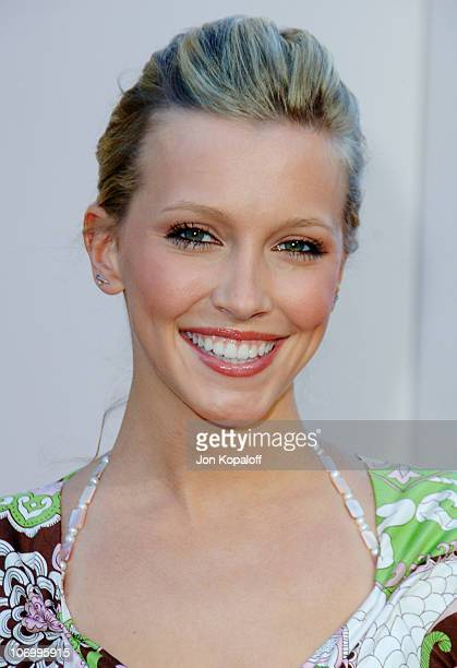 """Katie Cassidy during """"Click"""" Los Angeles Premiere at Manns Village Theater in Westwood, California, United States."""