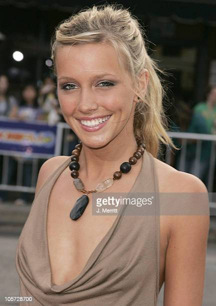 """Katie Cassidy during """"Red Eye"""" Los Angeles Premiere - Arrivals at Mann Bruin Theater in Westwood, California, United States."""