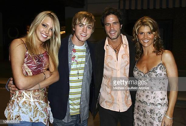 Katie Cassidy Jesse McCartney Shawn Christian and Lori Loughlin