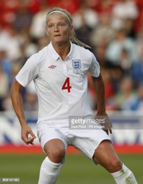 Katie Chapman England