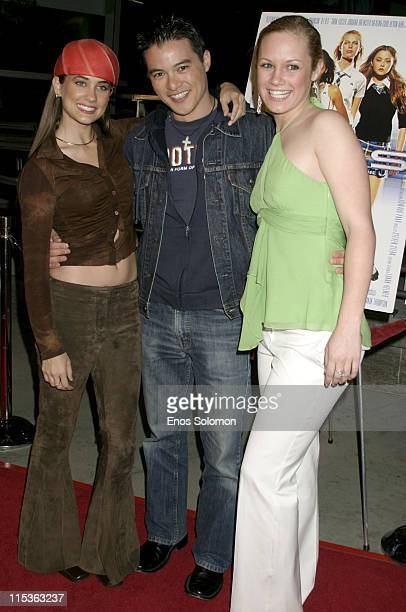 Katie Chonacas Jourdan Lee Khoo and Danielle Savre
