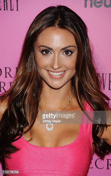 Katie Cleary arrives to the Victoria's Secret 6th Annual 'What Is Sexy List Bombshell Summer Edition' Pink Carpet Event at The Beverly on May 12 2011...