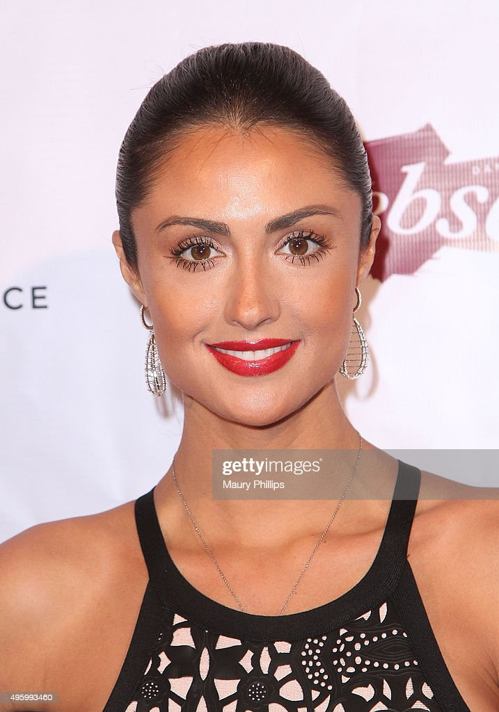 Katie Cleary attends Danse Avec Clairobscur at Aventine Hollywood on November 5, 2015 in Hollywood, California.