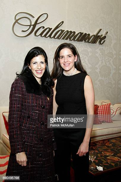 Katie Colgate and Alexandra Mandis attend A Cocktail Reception to KickOff The Associate's Committee of The Society of Memorial SloanKettering Cancer...