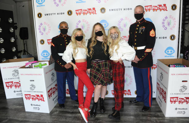 CA: 2nd Annual Toys For Tots Toy Drive