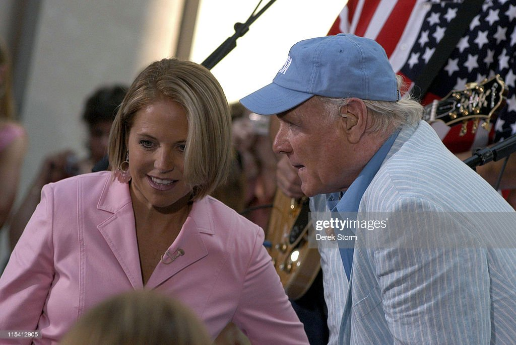 """The Beach Boys Perform on the """"Today"""" Show - August 12, 2005"""