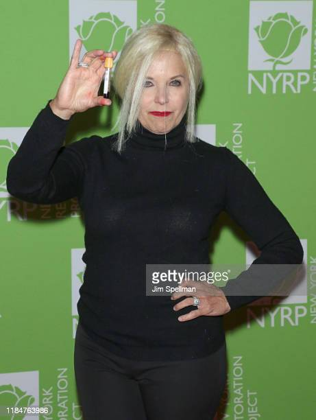 Katie Couric attends Bette Midler's 2019 Hulaween at New York Hilton Midtown on October 31 2019 in New York City