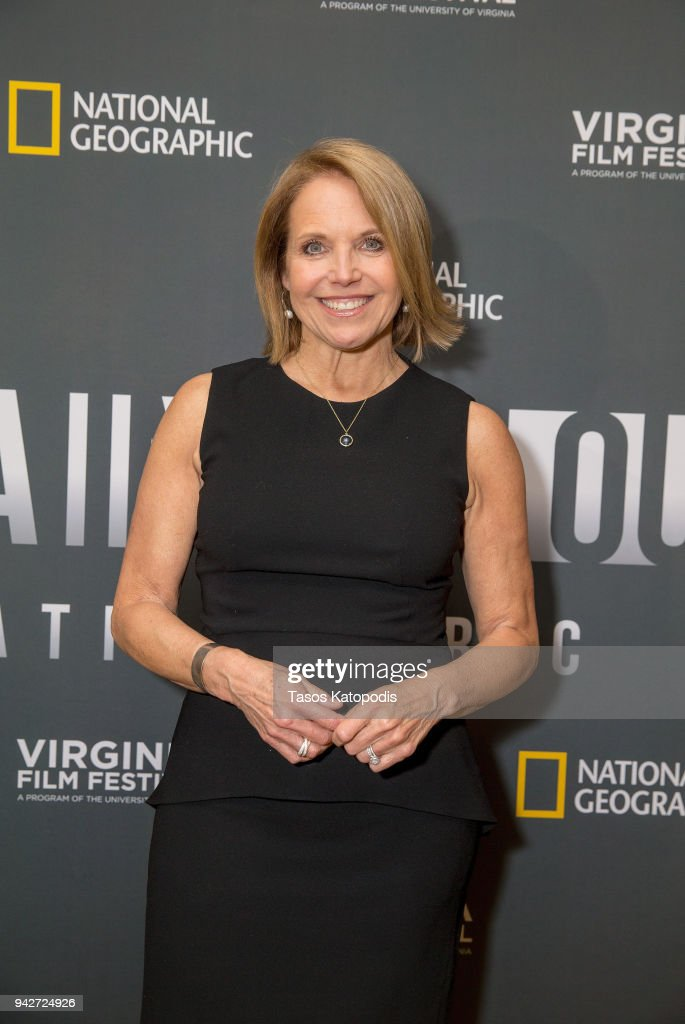 "National Geographic's Screening Of ""America Inside Out With Katie Couric"" In Charlottesville, VA"