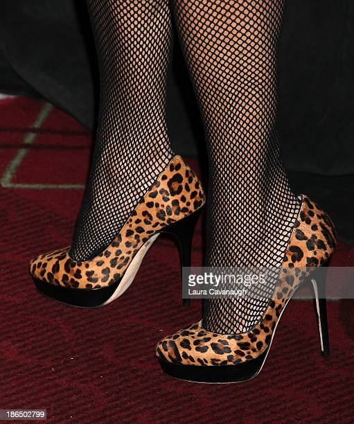Katie Couric attends the 18th annual 'Hulaween In The Big Easy' Event at The Waldorf=Astoria on October 31 2013 in New York City