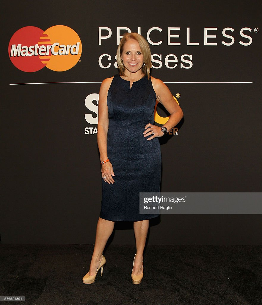 "MasterCard Starts a ""Priceless® Conversation"" to Support Stand Up To Cancer with Katie Couric"