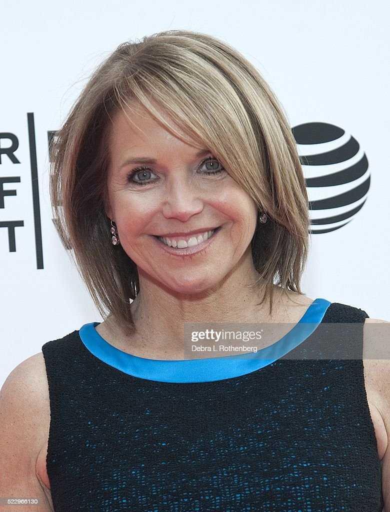 Katie Couric Attends The Tribeca Talks After Movie I Voted