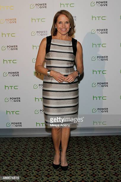 Katie Couric attends Variety Power Of Women New York presented by FYI at Cipriani 42nd Street on April 25 2014 in New York City