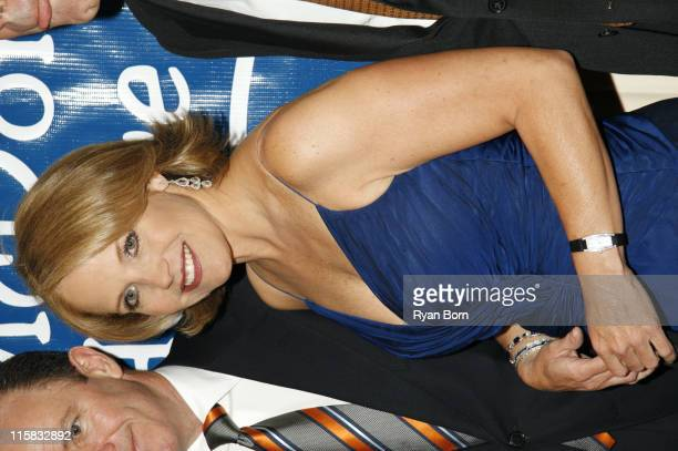 Katie Couric during Katie Couric Honors The 14th Annual Ronald McDonald House of New York Benefit at The Waldorf-Astoria Grand Ballroom in New York...