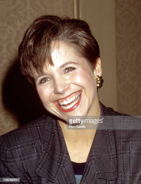 Katie Couric during NBC Winter TCA Press Tour January 8 1992 at Ritz Carlton Hotel in Marina Del Rey California United States