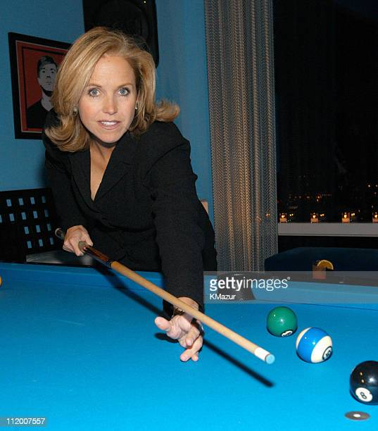 Katie Couric during The NCCRA Fundraiser Hosted by Katie Couric at the Esquire Apartment 2003 at Esquire Apartment, Trump World Tower in New York...