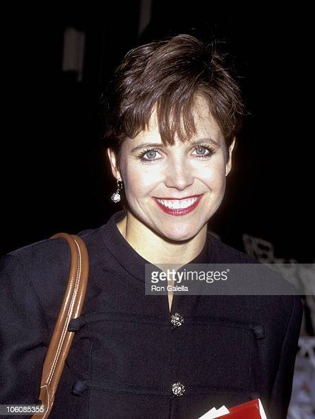 Katie Couric during Women of Achievement Awards June 5 1995 at Tavern on the Green in New York City New York United States