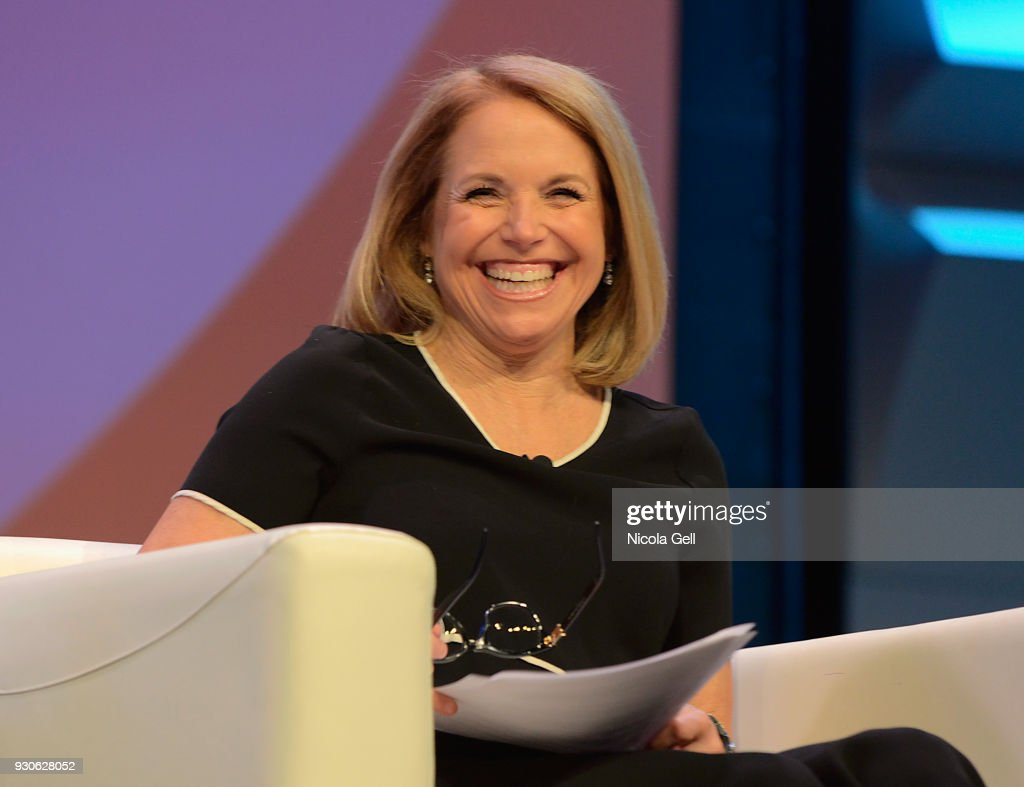Katie Couric podcast LIVE: The Muslim Next Door - 2018 SXSW Conference and Festivals