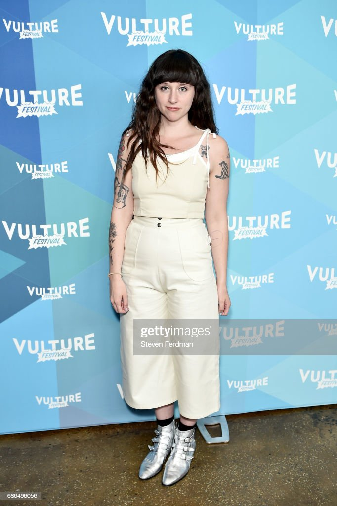 Katie Crutchfield attends the Pop Culture Trivia Game Show during Vulture Festival at Milk Studios on May 21, 2017 in New York City.