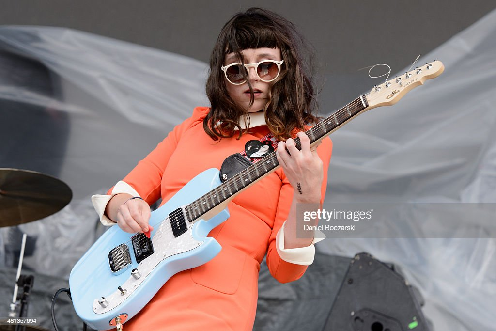 Pitchfork Music Festival 2015 - Day 3 : News Photo