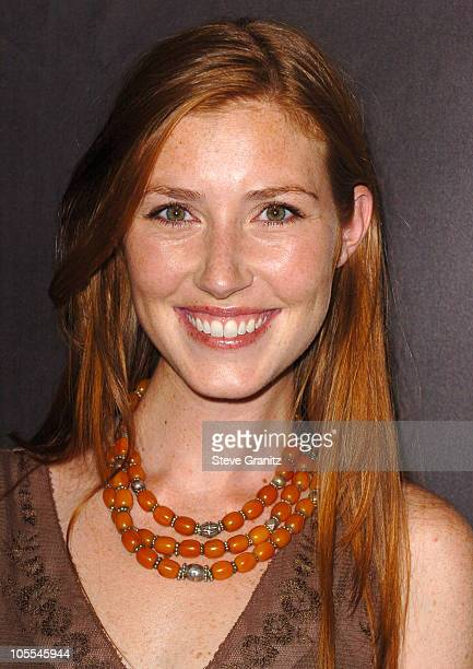 Katie Flynn during 12th Annual Premiere Women in Hollywood Arrivals in Beverly Hills California United States
