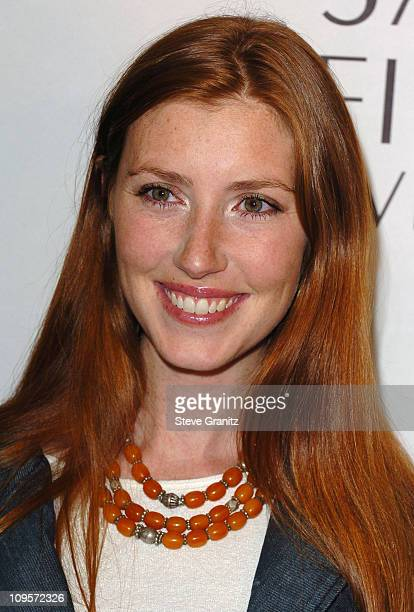 Katie Flynn during Bono Ali Hewson and Rogan Gregory Launch the New Conscious Commerce Clothing Line at Saks Fifth Avenue Men's Store in Beverly...