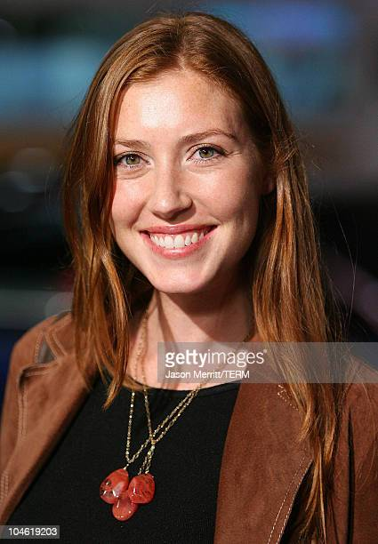 Katie Flynn during I Walk the Line A Night for Johnny Cash Arrivals at Pantages Theatre in Hollywood California United States