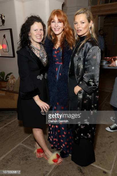 Katie Grand, Charlotte Tilbury and Kate Moss attends Rankin: Unfashionable: 30 Years Of Fashion Photography hosted by Jefferson Hack, Katie Grand &...