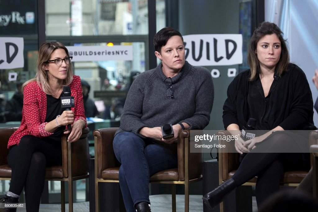 "Build Presents Charity Lee, Carlye Rubin & Katie Green Discussing ""The Family I Had"""