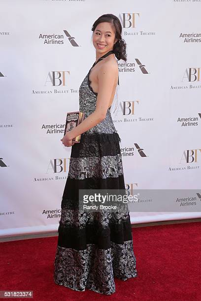 Katie Ho attends the 2016 American Ballet Theatre Spring Gala at The Metropolitan Opera House on May 16 2016 in New York City