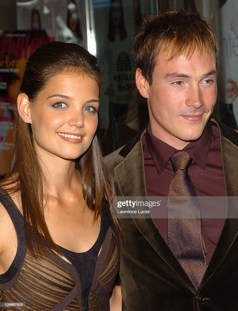Marc Blucas And Katie Holmes