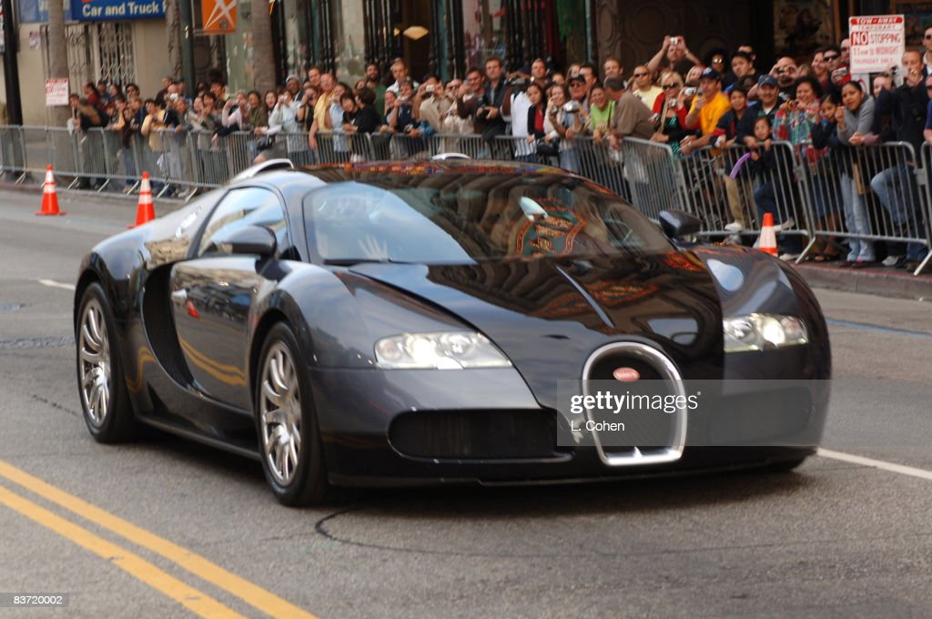 Katie Holmes And Tom Cruise Arrives In A Bugatti Veyron 16 4 News