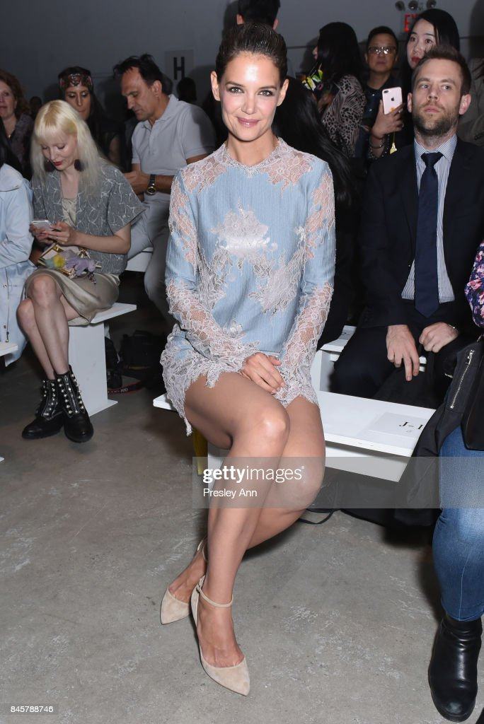 Lanyu - Front Row - September 2017 - New York Fashion Week: The Shows