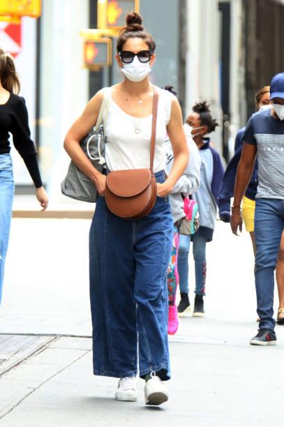 NY: Celebrity Sightings In New York City - June 14, 2021