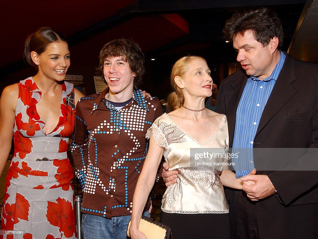 Katie Holmes, John Gallagher Jr., Patricia Clarkson and Oliver Platt