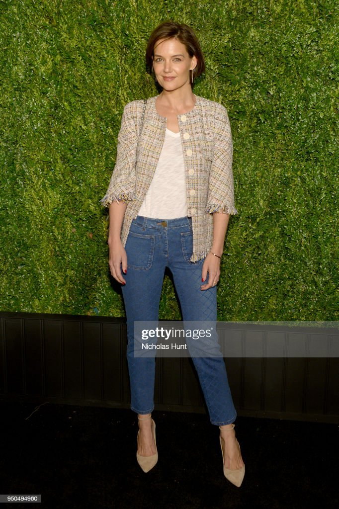 CHANEL Tribeca Film Festival Artists Dinner - Arrivals