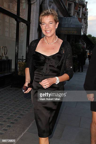 Katie Hopkins sighting on August 3, 2016 in London, England.