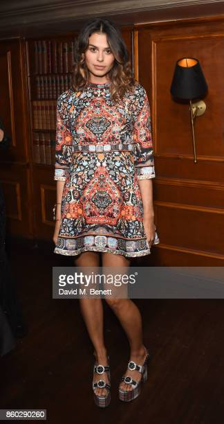 Katie Keight attends the The BARDOU Foundation's International Day Of The Girl Gala in support of The Princes Trust at Albert's Club on October 11,...