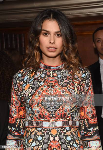 Katie Keight attends the The BARDOU Foundation's International Day Of The Girl Gala in support of The Princes Trust at Albert's Club on October 11...