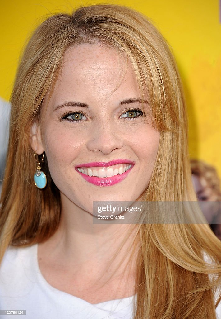 Katie Leclerc attends 'The Help' Los Angeles Premiere at AMPAS Samuel Goldwyn Theater on August 9, 2011 in Beverly Hills, California.