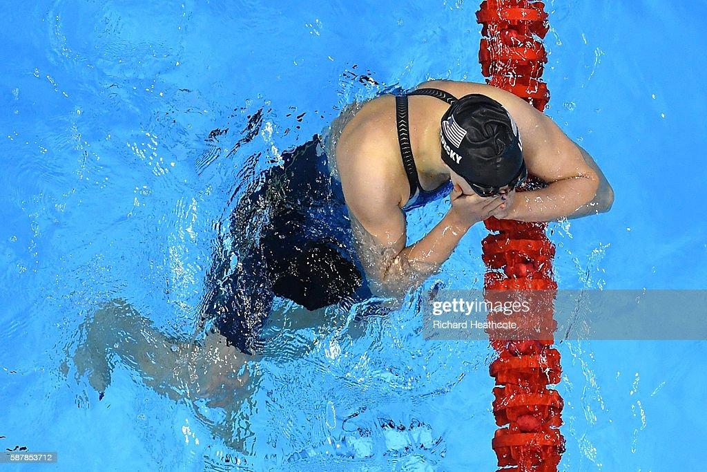 Swimming - Olympics: Day 4 : News Photo