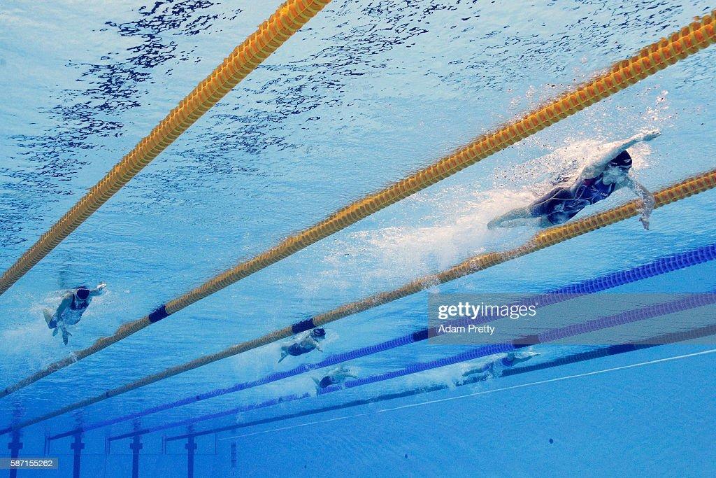 Swimming - Olympics: Day 2