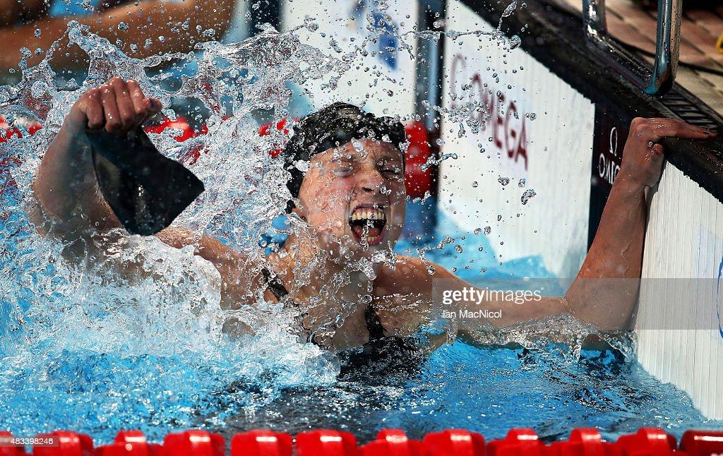 Swimming - 16th FINA World Championships: Day Fifteen : News Photo