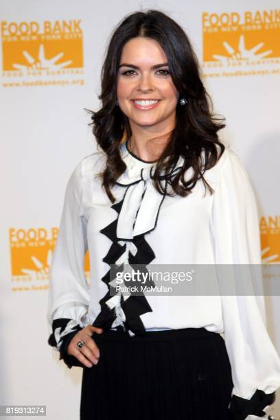 Katie Lee attends FOOD BANK FOR NEW YORK CITY Presents the 8th Annual CANDO AWARDS Dinner at Abigail Kirsch's Pier Sixty at Chelsea Pier on April 20...