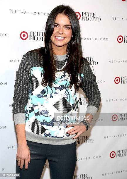 Katie Lee attends Peter Pilotto For Target Launch at Gotham Hall on February 6 2014 in New York City