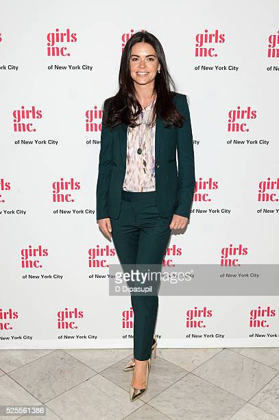 Katie Lee attends the 2016 Girls Inc Spring Luncheon at The Metropolitan Club on April 28 2016 in New York City
