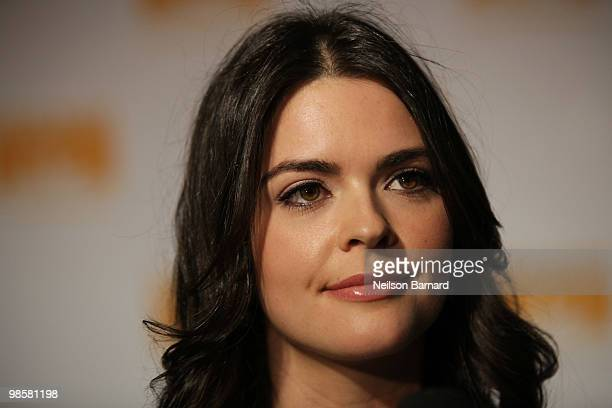 Katie Lee attends the 8th Annual CanDo Awards Dinner at Pier Sixty at Chelsea Piers on April 20 2010 in New York City