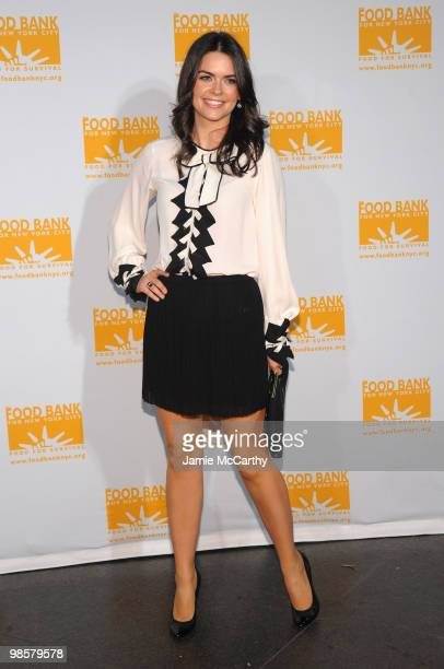 Katie Lee attends the Food Bank for New York City's 8th Annual CanDo Awards dinner at Abigail Kirsch�s Pier Sixty at Chelsea Piers on April 20 2010...