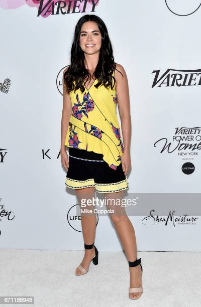 Katie Lee attends Variety's Power Of Women New York at Cipriani Midtown on April 21 2017 in New York City