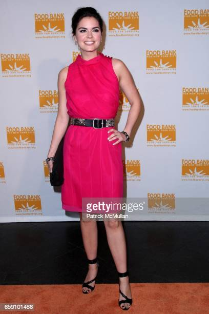 Katie Lee Joel attends FOOD BANK FOR NEW YORK Presents the Sixth Annual CANDO AWARDS DINNER at Pier 60 on April 21 2009 in New York City