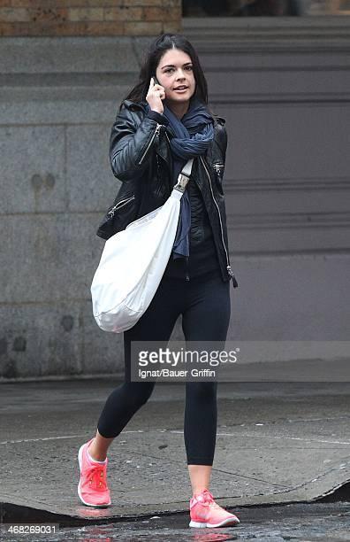 Katie Lee Joel is seen on December 18 2012 in New York City